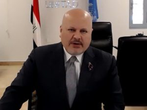Karim KHAN, International Attorney of Civil Party Unit for Case 001