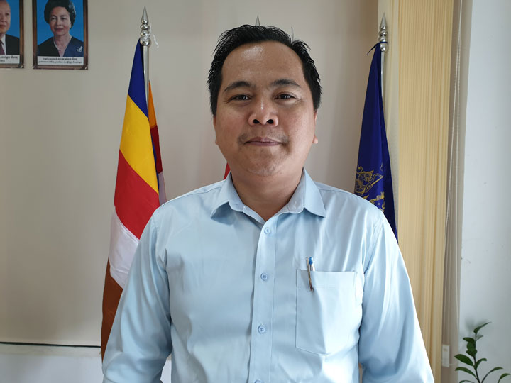 KIM Meng Khy (គឹម ម៉េងឃី), National Co-lawyer of Civil Party Unit for Case 001/002