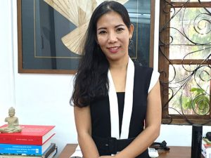 LY Nimol (លី និមល) National Assistant to Witness and Expert Support Unit