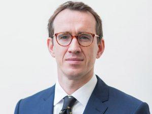 Russell Hopkins, International Senior Legal Officer of Trial Chamber