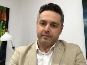 Tarik Abdulhak, International Senior Assistant of Office of Co-Prosecutors