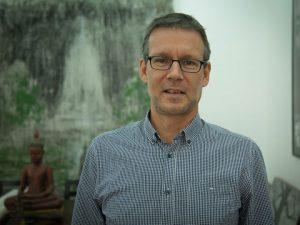 Vincent De Wilde d'Estmael, International Senior Prosecutor Assistant of Office of Co-Prosecutors