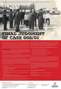 FINAL JUDGMENT OF CASE 002/01 (2016)